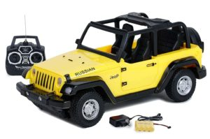 Remote control jeep car for kids