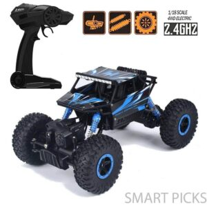 remote control car monster truck