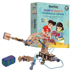Best educational toys for kids Hydraulic crane