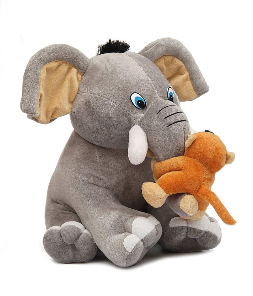 soft elephent toys for kids