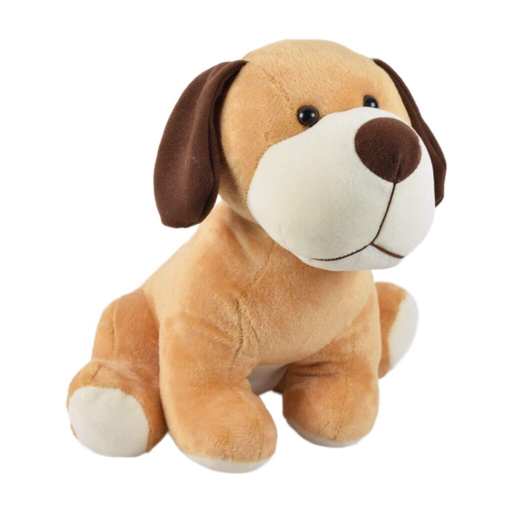 soft toy for kids dog