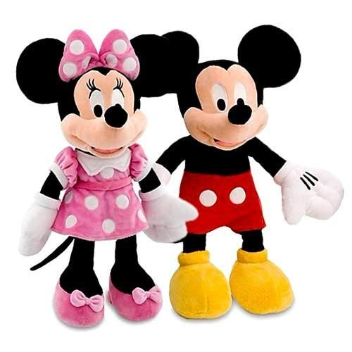 soft toy mickey mouse
