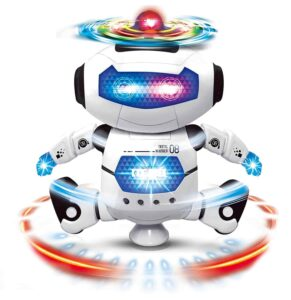 musical to robot toy for kids